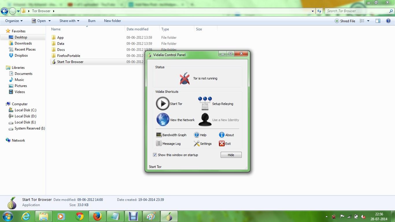 tor browser idm